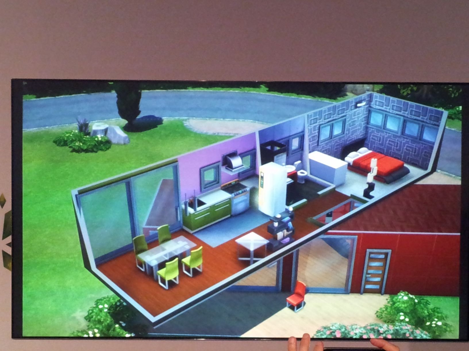 how to kill a sim sims 4 xbox one